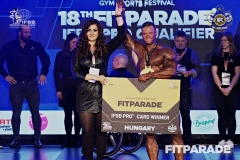 Fitparádé 2020 IFBB Pro Qualifier&Blade Sport NPC Regional