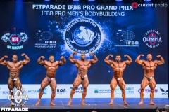 Fitparádé 2019 - IFBB Pro Men's Bodybuilding&Women's Bikini